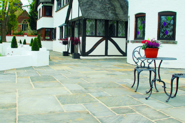 Monsoon Old Rectory Sandstone external paving