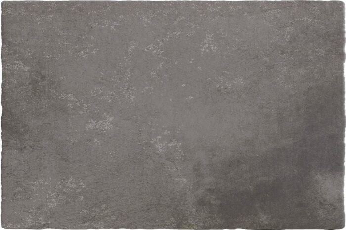 Black coloured porcelain flooring