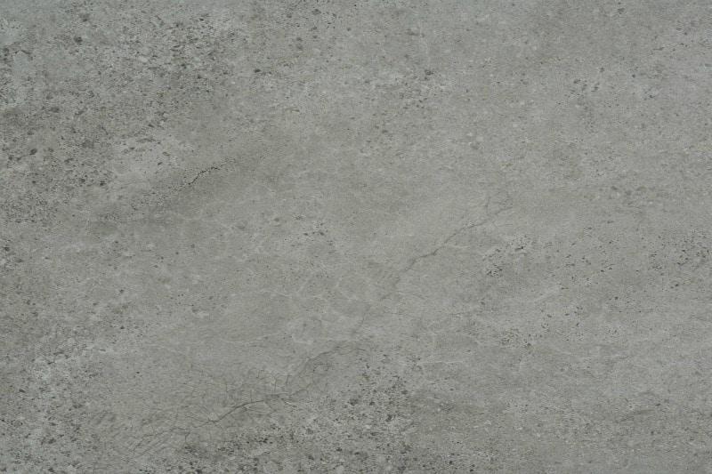 Mid grey mottled porcelain flooring