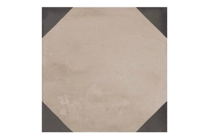 Patterned tile labelled 11