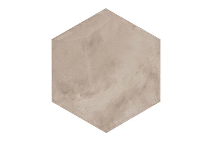 Hexagon Light Grey tile