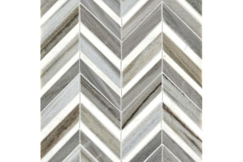 Honed Polished Chevron swatch