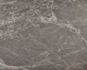 Honed grey veined marble swatch