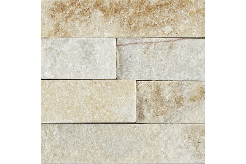 White Quartzite Maxi Splitface swatch