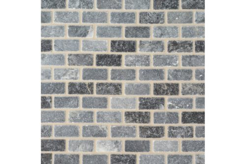 Blue Tumbled 25x50 Mosaic swatch