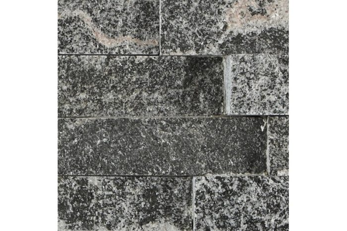 Dark Grey Quartzite Maxi Splitface swatch
