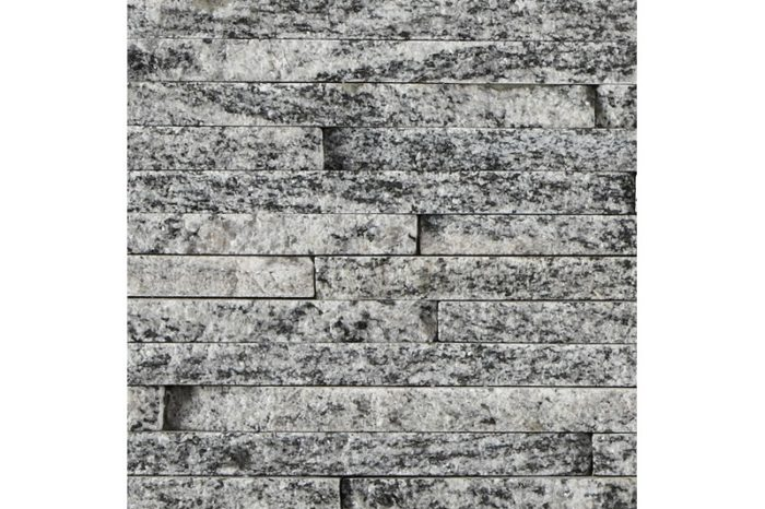 Dark Grey Quartzite Mini Splitface swatch