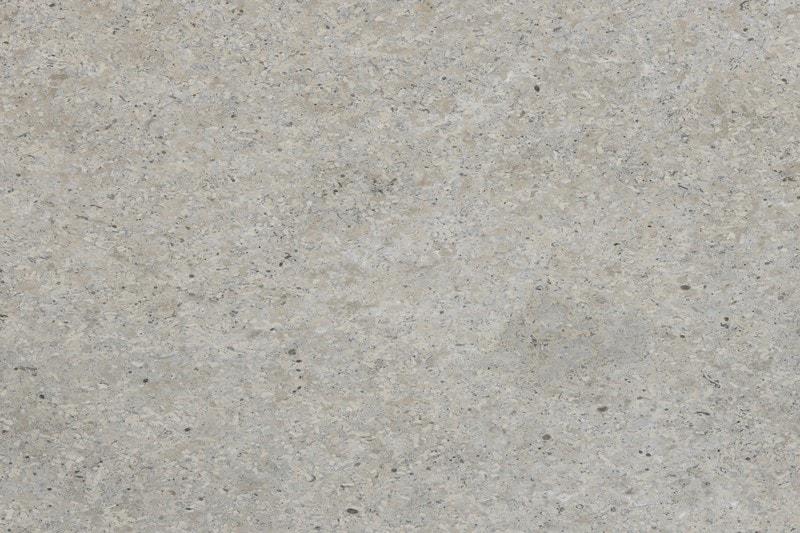 Speckled grey limestone swatch