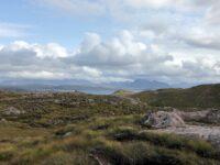 Scottish highland landscape
