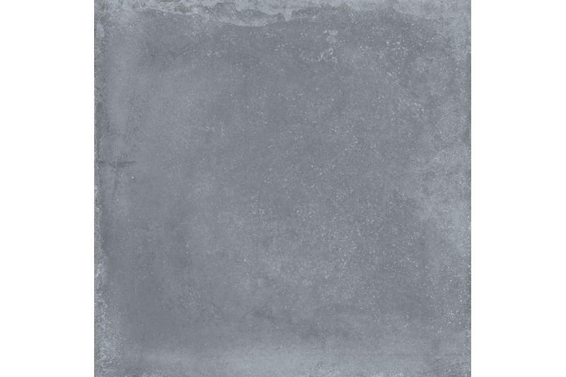 Blue base decorative tile