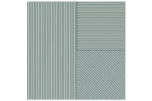Mint abstract swatch