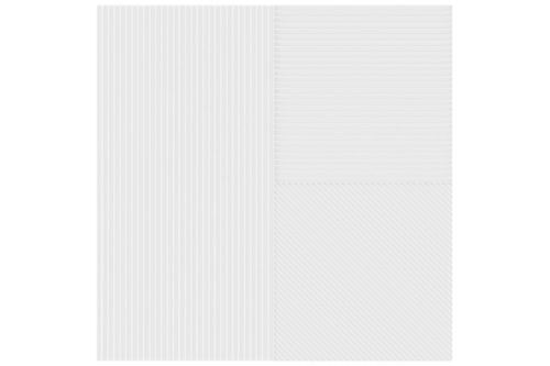 White abstract swatch