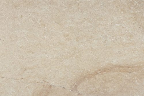 Tumbled cream limestone swatch