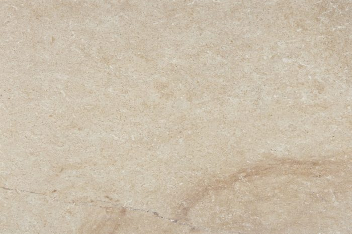 Tumbled cream limestone swatch