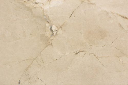 Cream veined marble swatch
