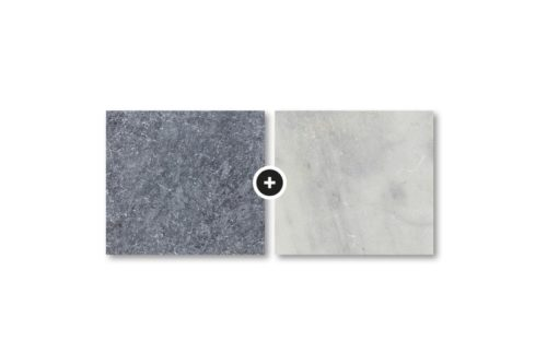 Tumbled Marble swatch