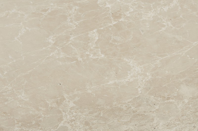 Honed cream beige marble swatch
