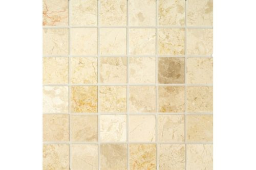 Marble Honed 50x50mm Mosaic