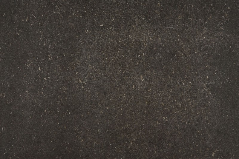 Black porcelain swatch