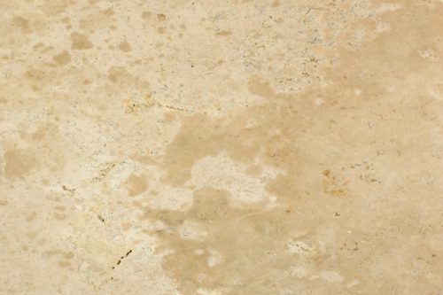 Beige brushed travertine swatch