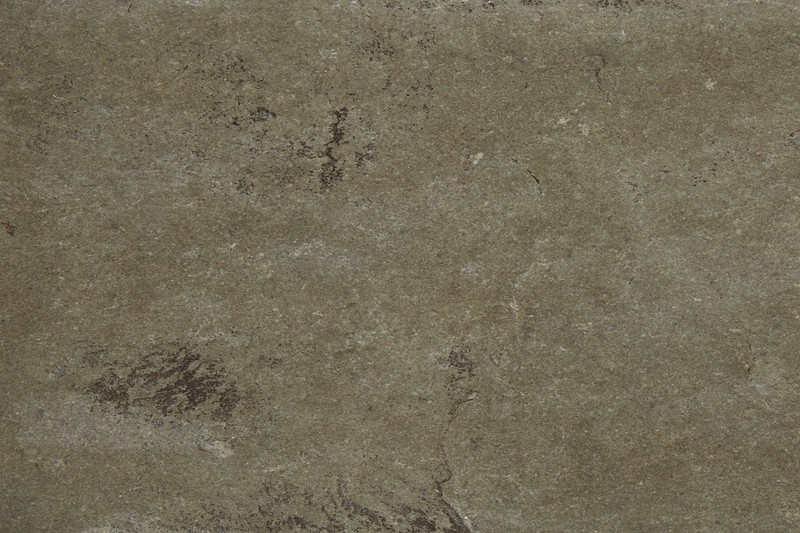 Dark grey mottled limestone