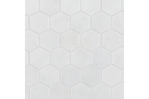Marble Hexagon swatch