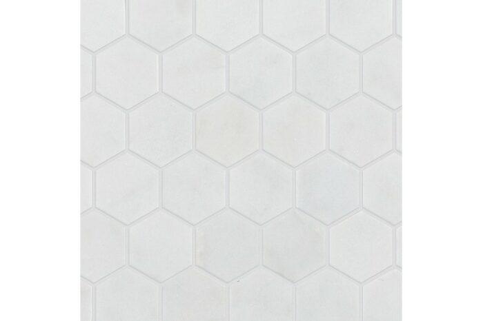 Marble Hexagon swatch