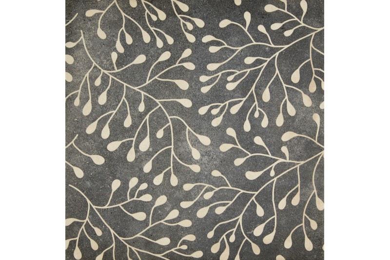 Flora decor porcelain tile