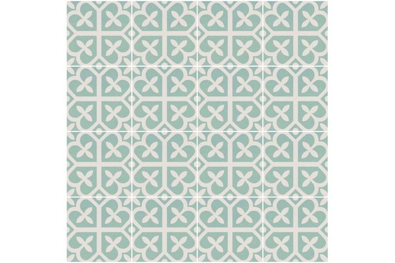 roslin tiles in pattern swatch