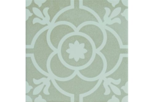 flower designed decorative tile
