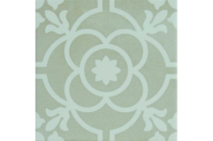 flower designed decorative tile