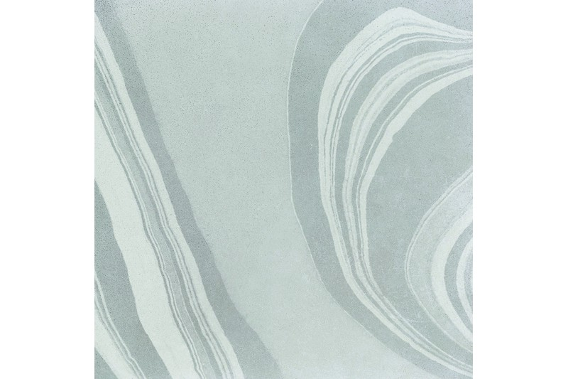 grey marbled tile swatch