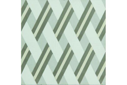 Crisscross woven grey swatch