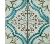 petal etched tile swatch