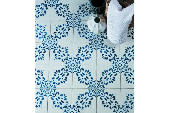 spanish style decorative tile