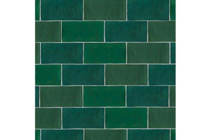 Green Metro Gloss Ceramic swatch