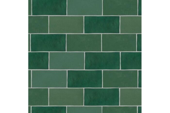 Green Metro Matt Ceramic swatch