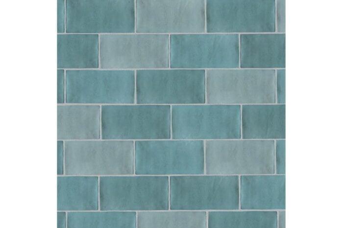 Blue Metro Gloss Ceramic swatch