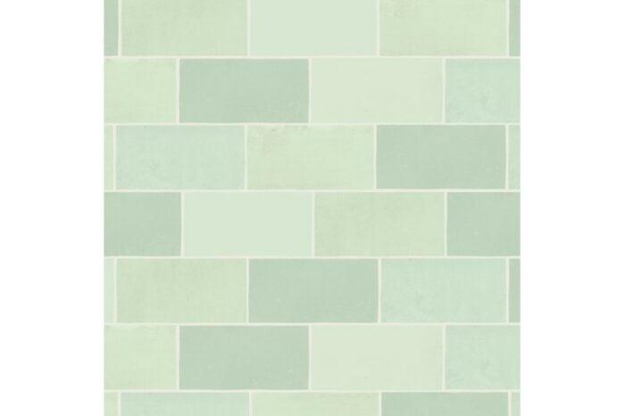 Mint Metro matt Ceramic swatch