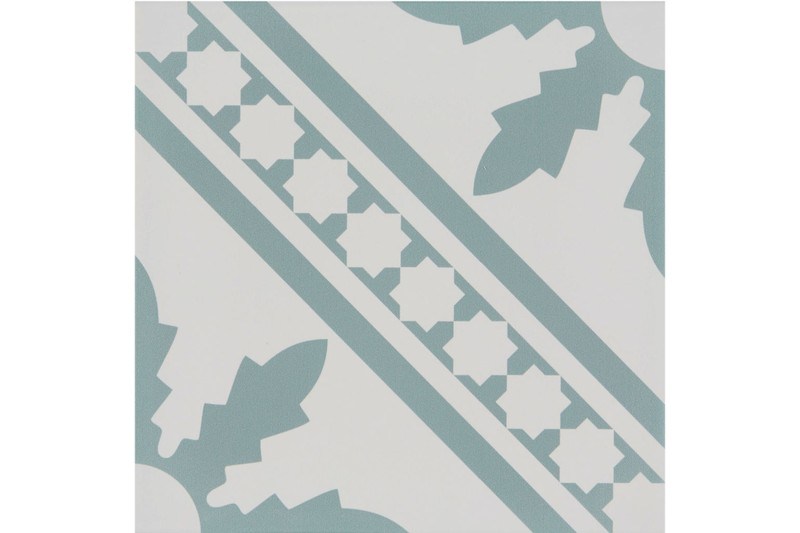 sage decorative tile swatch