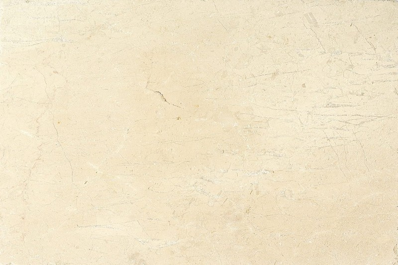 cream beige tumbled marble swatch