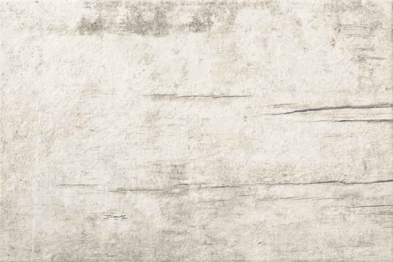 white weathered porcelain tile swatch