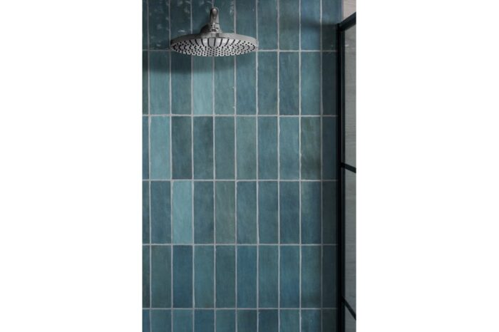 wall tiles in a shower