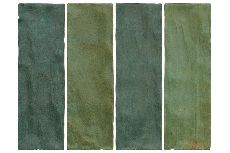 green tile swatch 4