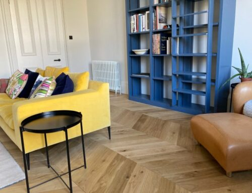 HOW TO CLEAN AND MAINTAIN AN OAK FLOOR